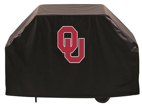 University of Oklahoma Sooners 72 Inch Grill Cover
