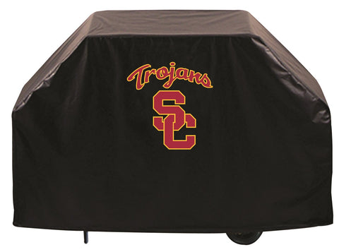 University of Southern California Trojans 60 Inch Grill Cover