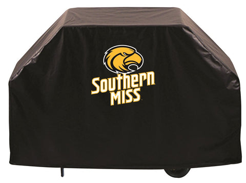 University of Southern Mississippi Golden Eagles 72 Inch Grill Cover