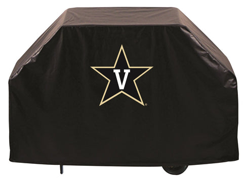 Vanderbilt University Commodores 72 Inch Grill Cover