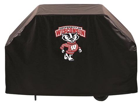 University of Wisconsin Badgers 72 Inch Grill Cover