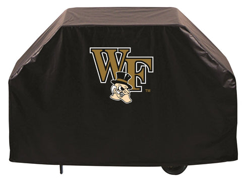 Wake Forest University Demon Deacons 72 Inch Grill Cover