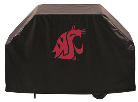 Washington State University Cougars 60 Inch Grill Cover