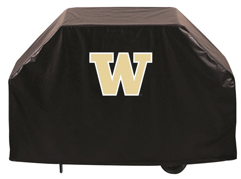University of Washington Huskies 72 Inch Grill Cover