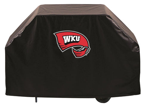 Western Kentucky University Hilltoppers 72 Inch Grill Cover