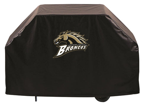 Western Michigan University Broncos 60 Inch Grill Cover