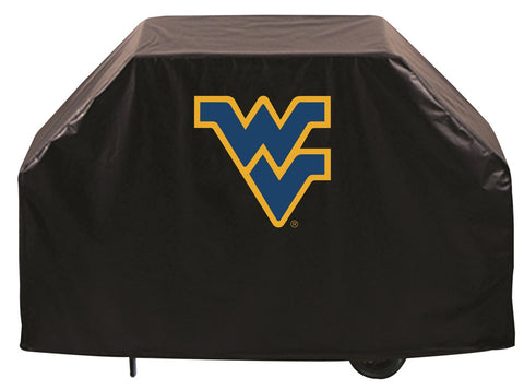 West Virginia University Mountaineers 72 Inch Grill Cover