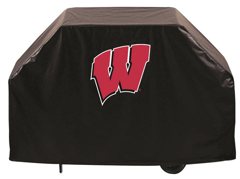 University of Wisconsin Badgers W Logo 72 Inch Grill Cover