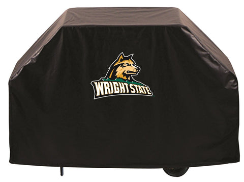 Wright State University Raiders 60 Inch Grill Cover