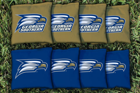 Georgia Southern University Eagles Cornhole All Weather Bags Victory Tailgate 18069