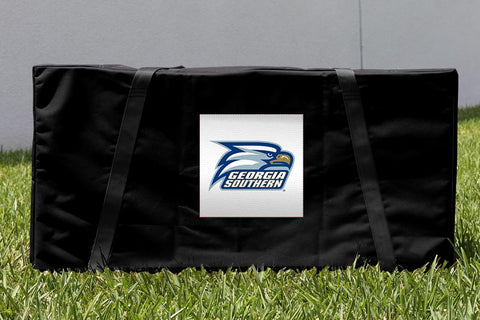 Georgia Southern University GSU Eagles Cornhole Storage Carrying Case Victory Tailgate 17004