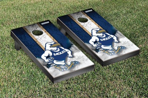 Georgia Southern Eagles Cornhole Game Set Vintage Version 2 - Victory Tailgate 31082