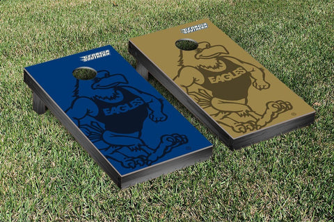Georgia Southern Eagles Cornhole Game Set Watermark Version - Victory Tailgate 31086