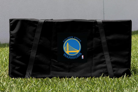 Golden State Warriors Cornhole Carrying Case Victory Tailgate 28656
