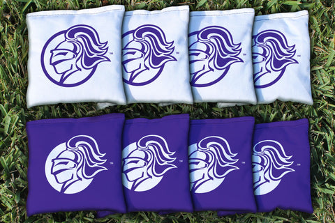 College of the Holy Cross Crusaders Cornhole Bag Replacement Set (corn-filled)