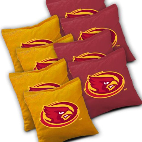 Iowa State Cyclones Corn Hole Bags from AJJ Cornhole