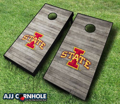 Iowa State Cyclones Cornhole Set with Team Bags