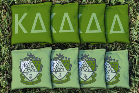 Kappa Delta Cornhole All Weather Bags Victory Tailgate