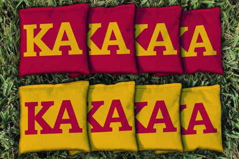Kappa Alpha Order Cornhole All Weather Bags Victory Tailgate 31406
