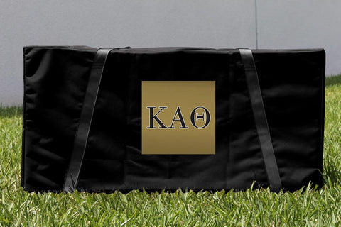 Kappa Alpha Theta Cornhole Carrying Case Victory Tailgate 31416