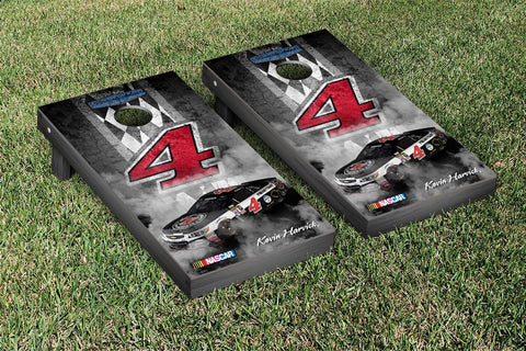 NASCAR Pit Row Jimmy Johns Version Cornhole Game Set by Victory Tailgate