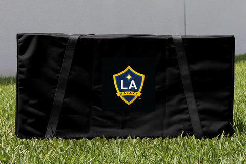 Los Angeles LA Galaxy LAGSC Cornhole Carrying Case Victory Tailgate 25154