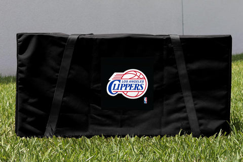Los Angeles Clippers Cornhole Carrying Case Victory Tailgate 28696