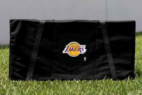 Los Angeles LA Lakers NBA Cornhole Carrying Case Victory Tailgate 28543