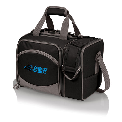Picnic Time Malibu Tote Carolina Panthers