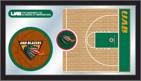 UAB Basketball Mirror