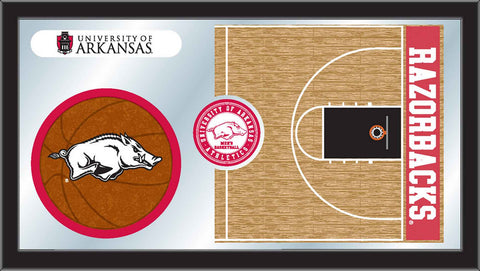 The Arkansas Razorbacks Basketball Mirror - HBS MBsktArknUn