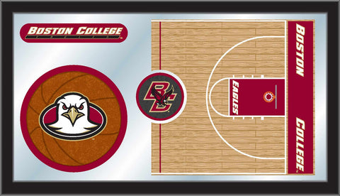 The BC Eagles Basketball Mirror - HBS MBsktBostnC