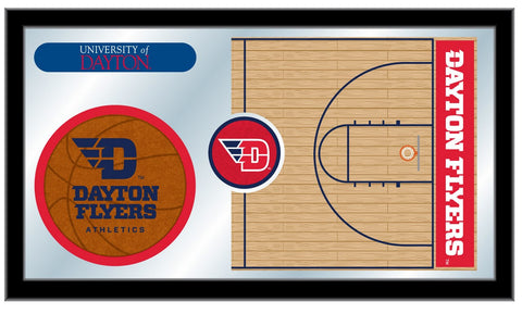 The Dayton Flyers Basketball Mirror - HBS MBsktDytnUn