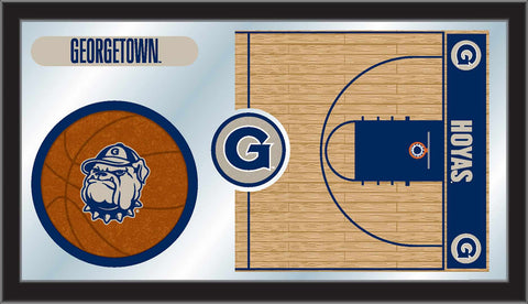 The Georgetown  Hoyas Basketball Mirror - HBS MBsktGrgtwn