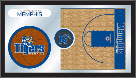 The Memphis Tigers Basketball Mirror - HBS MBsktMemphs