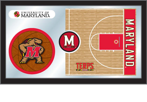 The UM Terrapins Basketball Mirror - HBS MBsktMrylnd