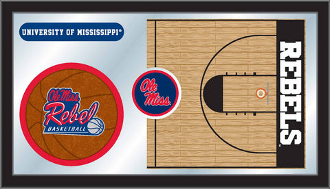 The Ole Miss Rebels Basketball Mirror - HBS MBsktMssppU