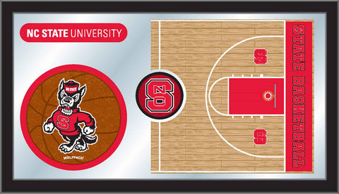 The NC State Wolfpack Basketball Mirror - HBS MBsktNCarSt
