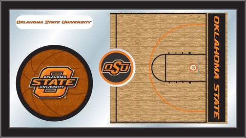 The OSU Cowboys Basketball Mirror - HBS MBsktOKStUn