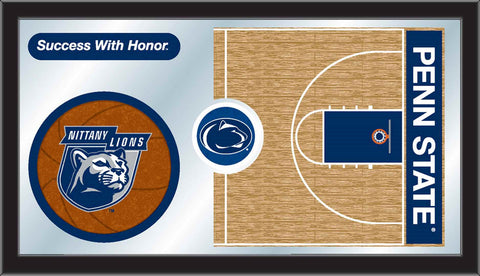 The PSU Nittany Lions Basketball Mirror - HBS MBsktPennSt