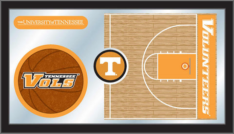 The UT Volunteers Basketball Mirror - HBS MBsktTennes