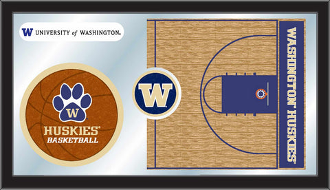 The UW Huskies Basketball Mirror - HBS MBsktWashUn