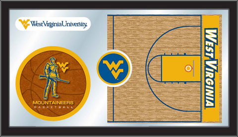 The WVU Mountaineers Basketball Mirror - HBS MBsktWestVA