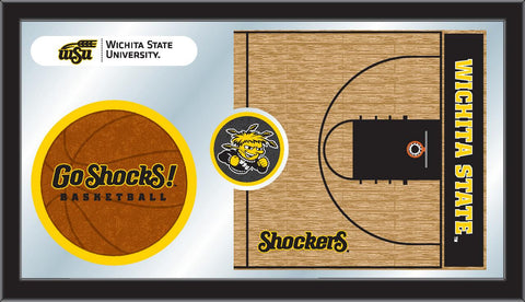 The Wichita State  Shockers Basketball Mirror - HBS MBsktWichSt