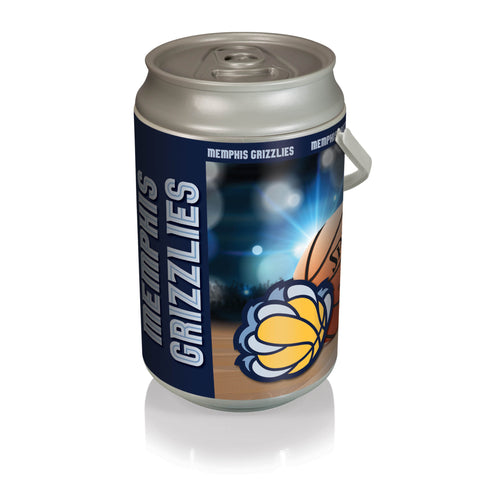 Memphis Grizzlies Mega Can Cooler by Picnic Time
