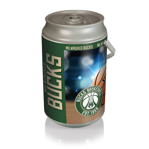Milwaukee Bucks Mega Can Cooler by Picnic Time