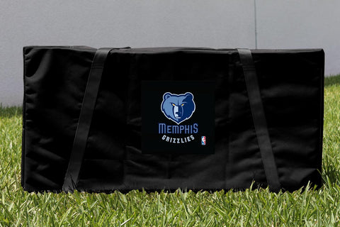 Memphis Grizzlies Cornhole Carrying Case Victory Tailgate 28709
