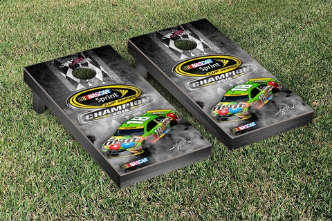 NASCAR 2015 Sprint Cup Series Champion Pit Row Version Cornhole Game Set by Victory Tailgate