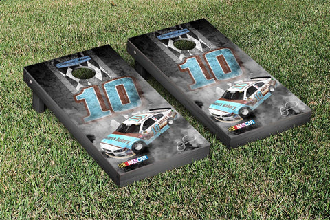 NASCAR Pit Row Darlington Version Cornhole Game Set by Victory Tailgate