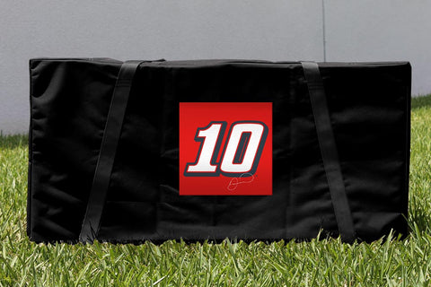 NASCAR #10 Danica Patrick Corn Carry Bag Tax Act Version